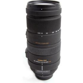 Used Sigma 120-400mm f4.5-5.6 DG OS HSM Lens - Nikon Fit
