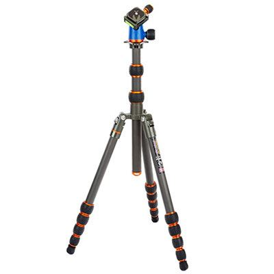 3 Legged Thing PUNKS Brian Carbon Fibre Tripod with AirHed Neo