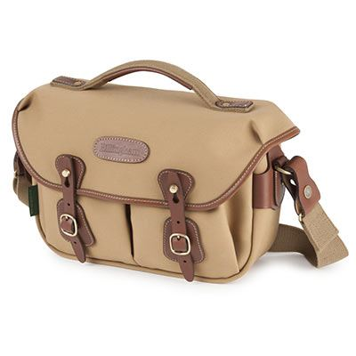 Billingham Hadley Small Pro – Khaki Canvas / Tan