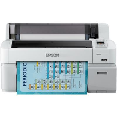 Image of Epson SureColor SC-T3200 Printer w/o stand