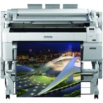 Image of Epson SureColor SC-T5200D Printer