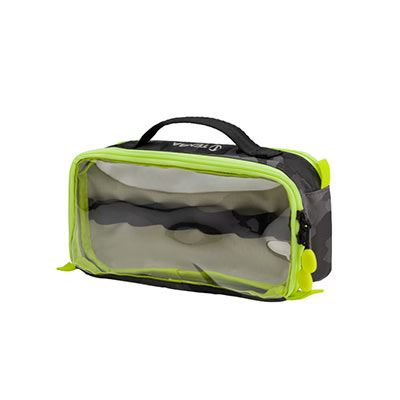Tools Cable Duo 4 Cable Pouch Black Camo/Lime