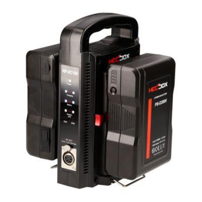 Image of Hedbox PB300V Professional Power Bank Set 300Wh (V-Mount)