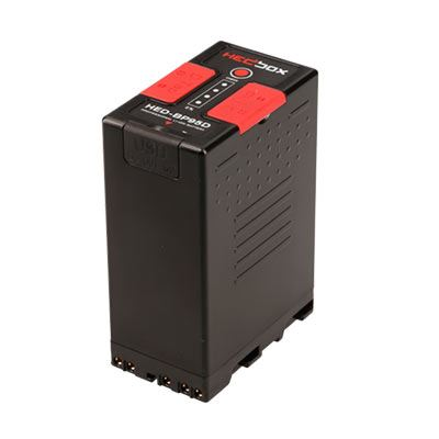 Image of Hedbox BP95D Pro Battery Pack for Sony 6700mAh Li-Ion Battery with 2x D-Tap 14.4V + USB 5V (BPU)
