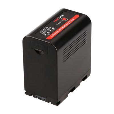 Image of Hedbox JC70 DV Battery Pack for JVC 7800mAh Li-Ion Battery 7.4V