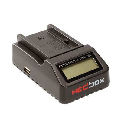 Image of Hedbox DC40 Digital Single Battery Charger