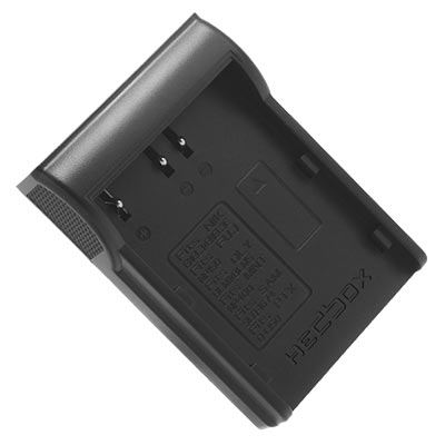 Image of Hedbox Battery Charger Plate for Nikon EN-EL3 for RP-DC50/40/30