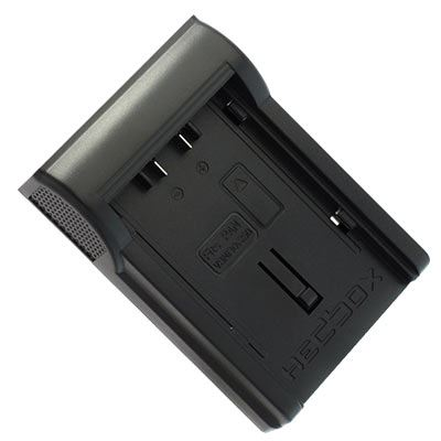 Hedbox Battery Charger Plate for Panasonic VW-VBN130/VBN260/VBN390 for RP-DC50/40/30
