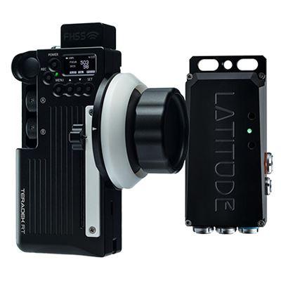 Teradek RT Latitude M EF Wireless Lens Control Kit – Red