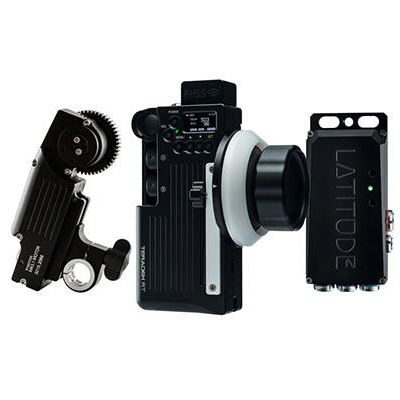 Teradek RT Latitude M Wireless Lens Control Kit