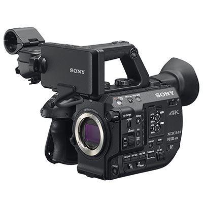 Sony PXW-FS5 II 4K Professional Camcorder