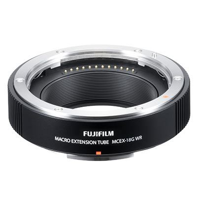 Image of Fujifilm MCEX Macro Extension Tube 18G WR