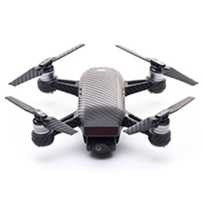 Image of Modifli DJI Spark Drone Skin Carbon Black
