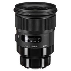 Sigma 24mm f1.4 DG HSM Art Lens - Sony E Fit