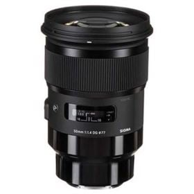 Sigma 50mm f1.4 DG HSM Art Lens - Sony E Fit