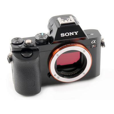 Used Sony Alpha A7R Digital Camera Body