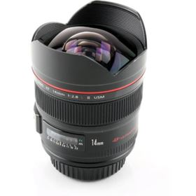 Used Canon EF 14mm f2.8 L II USM Lens