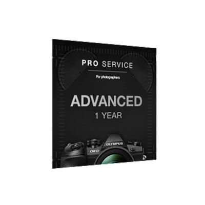 Olympus E-M1 MKII Pro Service - Advanced 1 Year Agreement
