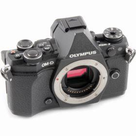Used Olympus OM-D E-M5 Mark II Digital Camera Body - Black