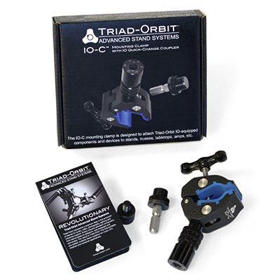 Triad-Orbit IO-C I-O system clamp