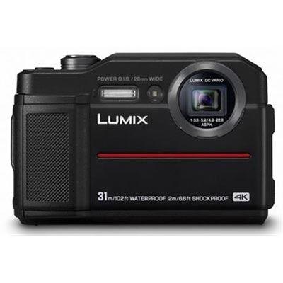 Panasonic Lumix FT7 Digital Camera - Black