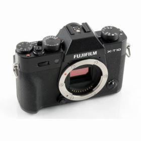 Used Fuji X-T10 Digital Camera Body - Black