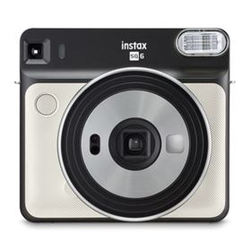 Fujifilm Instax Square SQ6 Instant Camera - White