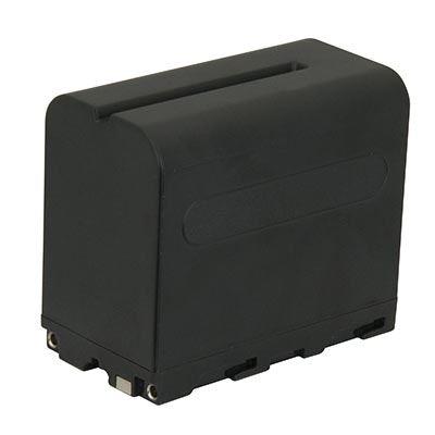 Image of Interfit NP-F970 7.4V 6600mAh Li-ion Battery