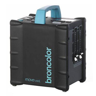 Broncolor Move 1200L Pack - RFS2