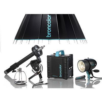Broncolor Move 1200L – Outdoor Para Kit