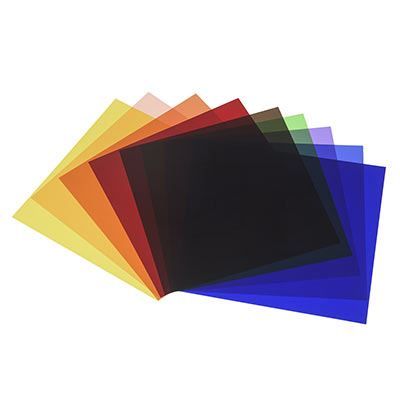 Image of Broncolor Colour Filters for L40 Barn Doors