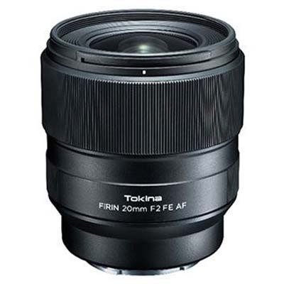 Tokina FiRIN 20mm f2 FE AF Lens for Sony E