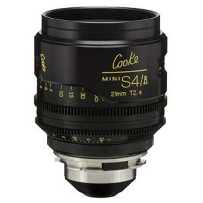 Image of Cooke Mini S4/i 21mm T2.8 Prime Lens