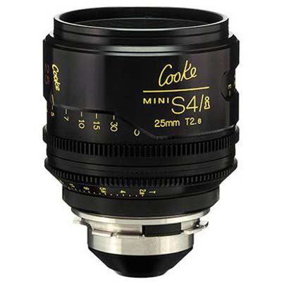 Image of Cooke Mini S4/i 25mm T2.8 Prime Lens