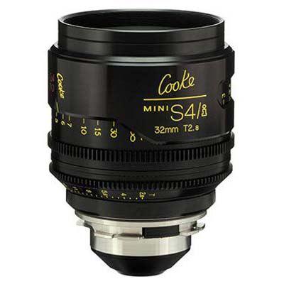 Image of Cooke Mini S4/i 32mm T2.8 Prime Lens