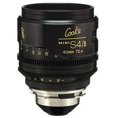 Image of Cooke Mini S4/i 40mm T2.8 Prime Lens