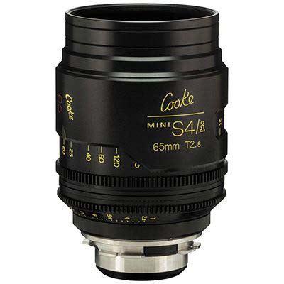 Image of Cooke Mini S4/i 65mm T2.8 Prime Lens