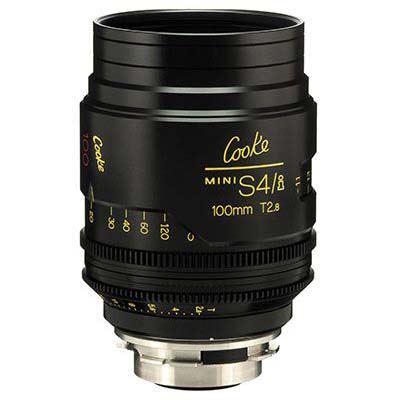 Image of Cooke Mini S4/i 100mm T2.8 Prime Lens
