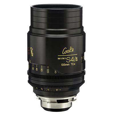 Image of Cooke Mini S4/i 135mm T3.2 Prime Lens