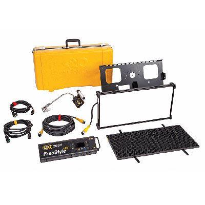 Kino Flo FreeStyle/GT 21 LED DMX Kit and Travel Case