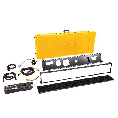 Kino Flo FreeStyle/GT 41 LED DMX Kit and Travel Case