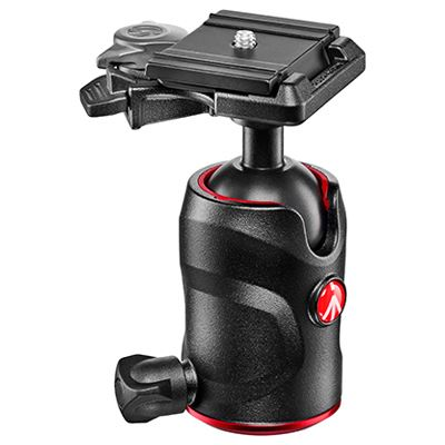 Used Manfrotto MH496-BH Compact Ball Head
