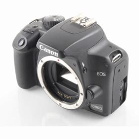 Used Canon EOS 1000D Digital SLR Camera Body