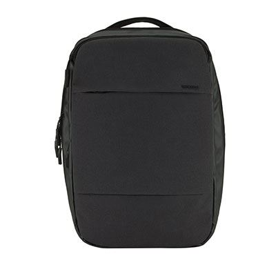 Incase City Commuter Backpack - Heather Black