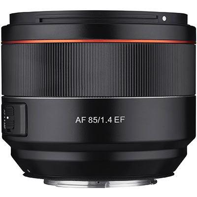 Samyang AF 85mm f1.4 Lens - Canon EF Fit