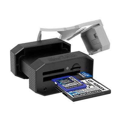 Delkin BLACK USB 3.0 Rugged Multi-Slot Card Reader