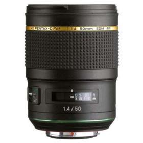 Pentax 50mm f1.4 FA* SDM AW Lens