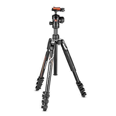 Manfrotto Befree Advanced Lever Sony Alpha