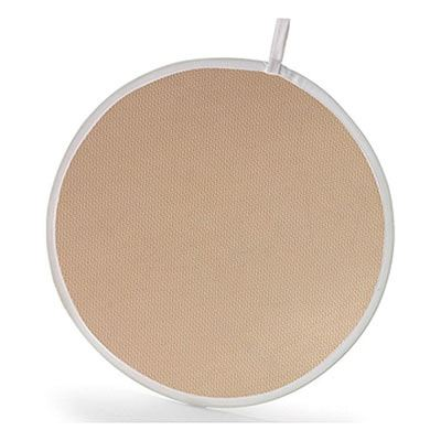 Image of Calumet 38cm Collapsible Reflector - Gold-Silver / White