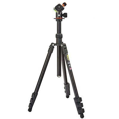 Click to view product details and reviews for 3 Legged Thing Punks Patti Tripod And Airhed Mini Head Black.
